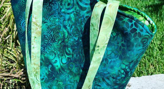 Sewing A Fun Tote With My BERNINA 570 QEE