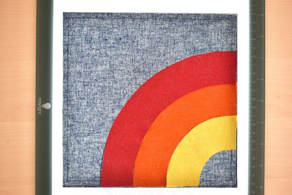 Curvy Lines Quilt Tutorial by Erika Mulvenna