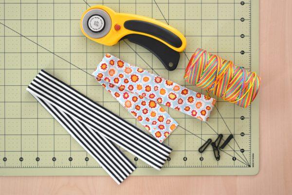 Sew a face mask lanyard by Erika Mulvenna