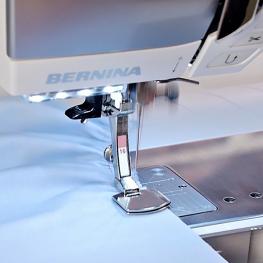 How to Gather Fabric - Three Ways BERNINA WeAllSew Blog Feature 1100x600