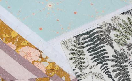 How to Make a Quilt Panel BERNINA WeAllSew Blog Feature 1100x600