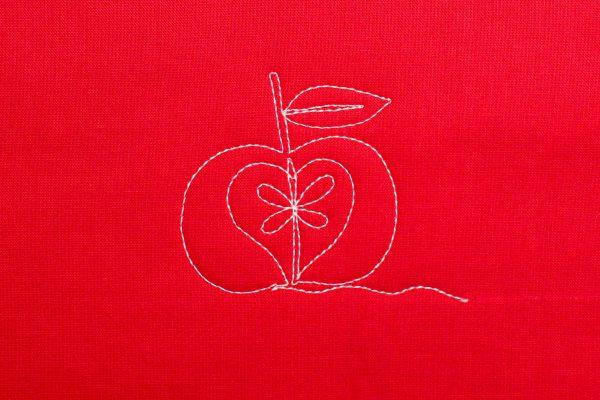Complete Apple Motif