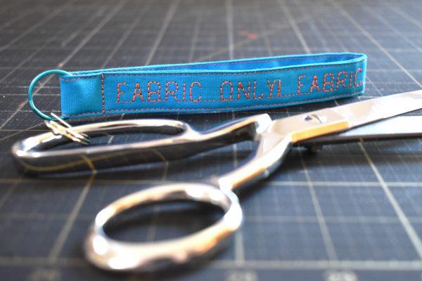 Customized Key Wristlet Tutorial by Erika Mulvenna
