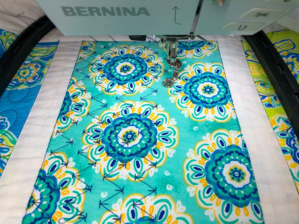 Create and Quilt Quilted Backgrounds