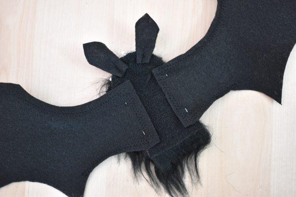 Spooky Bat Tutorial by Erika Mulvenna