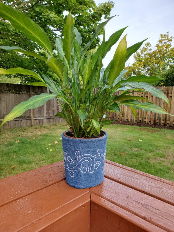 How to Create a Flower Pot Wrap BERNINA WeAllSew