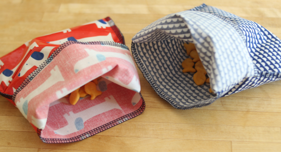How to Sew a Reusable Snack Pouch BERNINA WeAllSew Blog Feature 1100x600